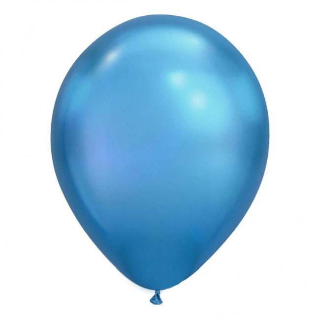Chrominiai balionai 10 vnt